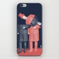 Menswear iPhone & iPod Skin