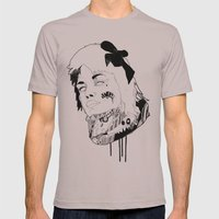 Blackbook Mens Fitted Tee Cinder SMALL