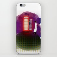 Community Inspector Spac… iPhone & iPod Skin