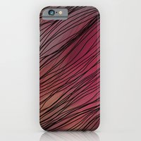 iPhone & iPod Case featuring Lines by Lunaramour