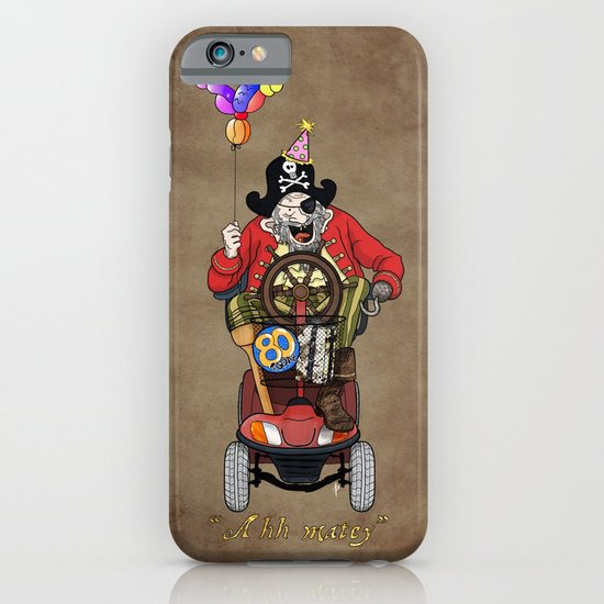 Ahh matey!  iPhone & iPod Case
