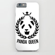 panda queen/king iPhone 6 Slim Case
