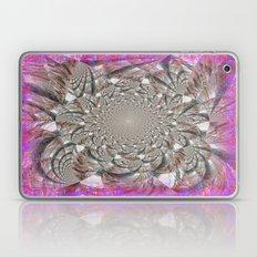 Siver Maze Abstract Laptop & iPad Skin