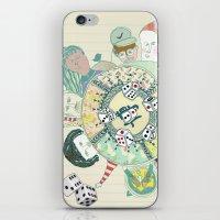 GAMBLING DAY iPhone & iPod Skin