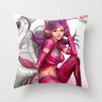 Pepper IFX Throw Pillow
