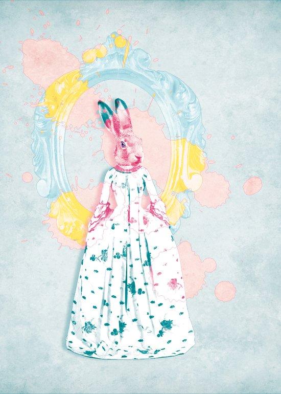 Lapin Art Print