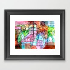 Emub Framed Art Print