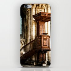 The Pulpit iPhone & iPod Skin
