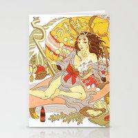 The Fifth Taste: Umami Stationery Cards