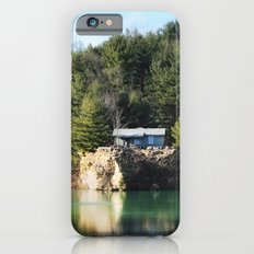 Cabin on the Lake iPhone 6s Slim Case