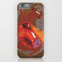 BEAST EATING MONSTER  iPhone 6 Slim Case