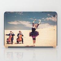 Ballet Dancer Poses En P… iPad Case