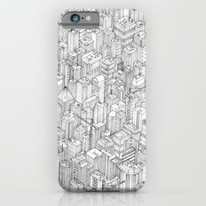 Isometric Urbanism pt.1 iPhone 6 Slim Case