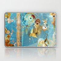 Cosmodigilogital Honey Laptop & iPad Skin