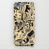 Pretzel iPhone 6 Slim Case