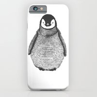 penguin iPhone & iPod Cases featuring penguin by barmalisiRTB