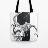 Deep Ocean Tote Bag