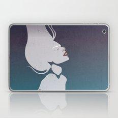 Floatinf Face Laptop & iPad Skin