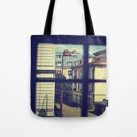 Voyeur (I Spy) Tote Bag