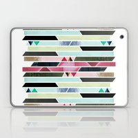 Aztec Stripe Laptop & iPad Skin