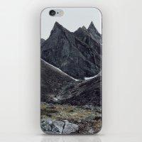 Arrigetch iPhone & iPod Skin