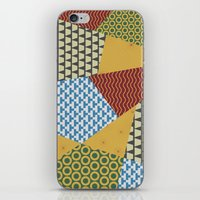 pattern4 iPhone & iPod Skin