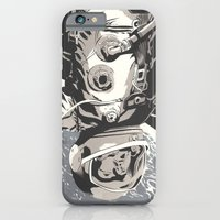 iPhone & iPod Case featuring Gravity by Señor Salme