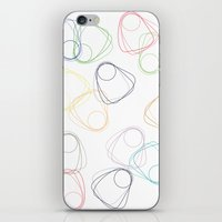 MARMELADE PATTERN iPhone & iPod Skin