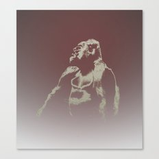 Gorilla Ghost Canvas Print
