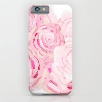 Shabby Chic Roes iPhone 6 Slim Case