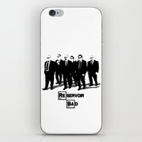 Reservoir Bad iPhone & iPod Skin