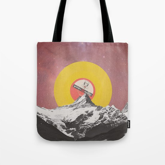 Rise of the 45 Tote Bag