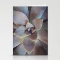Succulent Stationery Cards