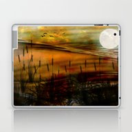 Aura Of Tranquillity Laptop & iPad Skin