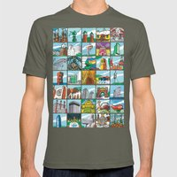 Barcelona Anno 1 Mens Fitted Tee Lieutenant SMALL