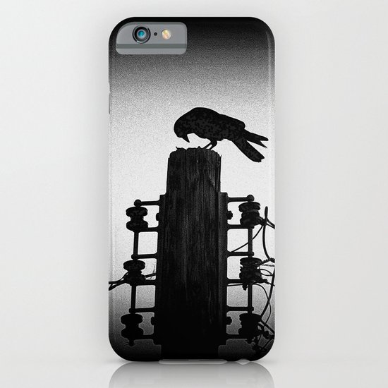 crow iPhone & iPod Case