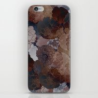 FLORAL EARTH iPhone & iPod Skin