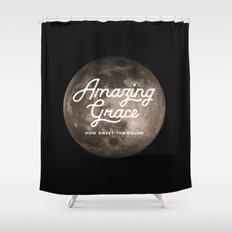 AMAZING GRACE Shower Curtain