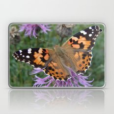 Painted Lady Butterfly Laptop & iPad Skin
