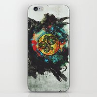 Circle of Life Surreal Study iPhone & iPod Skin