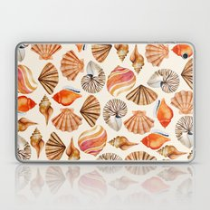 Watercolor Shell Collection Laptop & iPad Skin