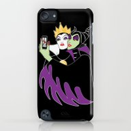 Grimhilde & Maleficent S… iPod touch Slim Case