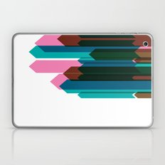 Arrow Collage Laptop & iPad Skin