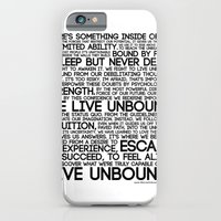 iPhone & iPod Case featuring The Manifesto by LiveUnbound