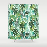 LOST - In The Jungle Shower Curtain