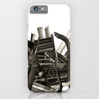 iPhone & iPod Case featuring Pipes by Shou Yuan