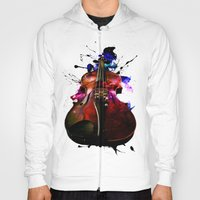 Violin Nebula Hoody