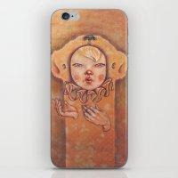 In Yellow iPhone & iPod Skin