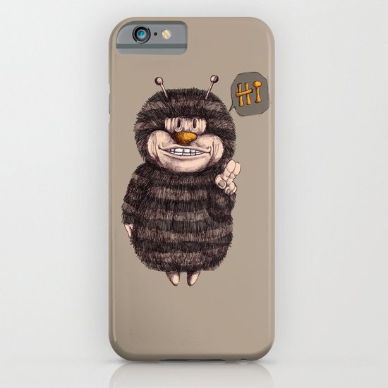 beeboy iPhone & iPod Case