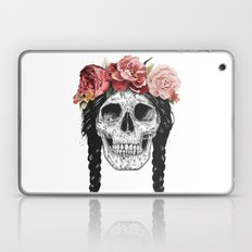 Festival skull Laptop & iPad Skin